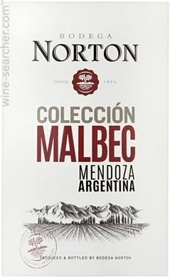 NORTON VINO TINTO COLECCION MALBEC 2019 750ML [NSM750]